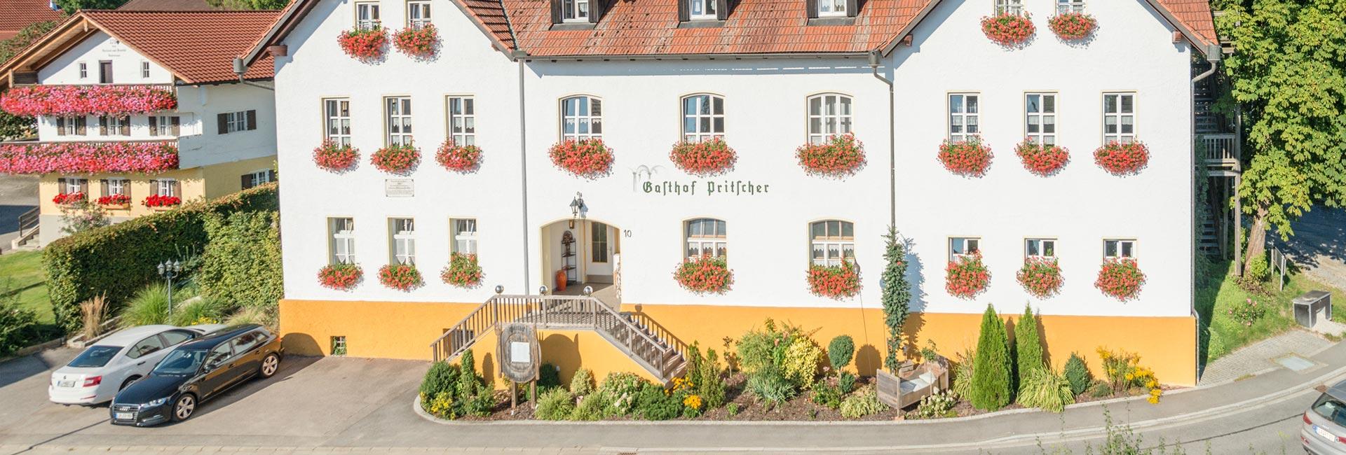 Pritscher Hotel und Gasthof in Bayerbach