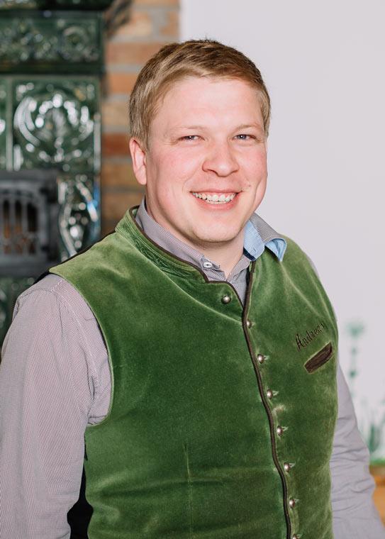 Andreas Pritscher aus Bayerbach