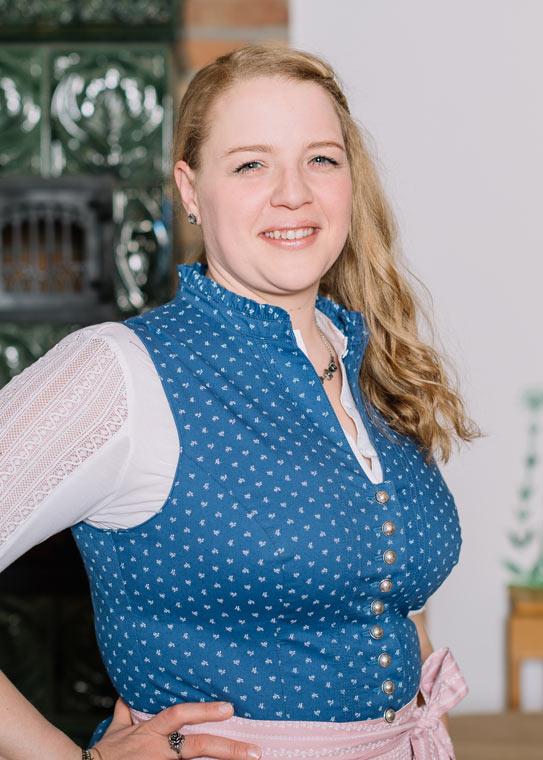 Barbara Pritscher aus Bayerbach