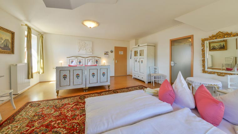 Familienzimmer in Bayerbach im Pritscher Hotel