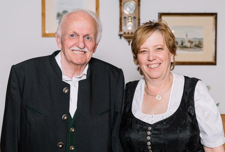 Marianne und Johann Pritscher aus Bayerbach