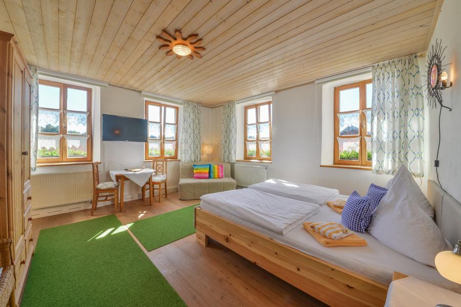 Zimmer im Hotel Pritscher bei Straubing